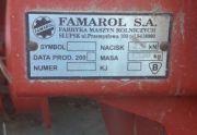 Prasa do słomy famarol z-511