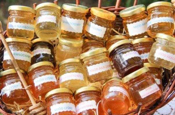 Miód iprodukty pszczele