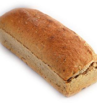 Chleb żytni razowy z ziarnami