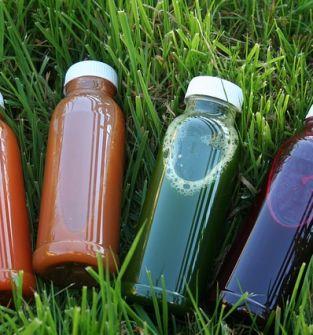 Produkcja soków