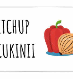Ketchup z cukinii