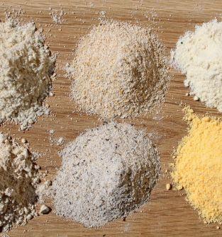 Mąka z samopszy