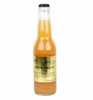 Sok jabłko-mięta 300 ml