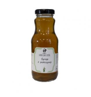 Syrop z pokrzywy - 250 ml
