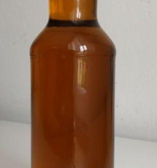 Olej lniany z lnu włóknistego