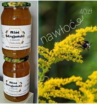 Miód nektarowy NAWŁOCIOWY