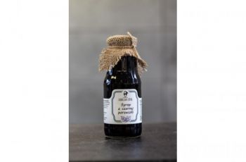 Syrop z czarnej porzeczki 330 ml