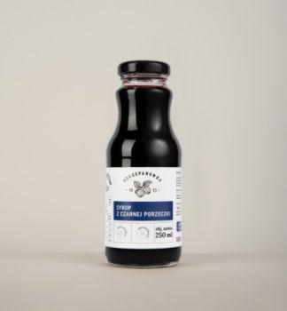 Syrop z czarnej porzeczki 250 ml