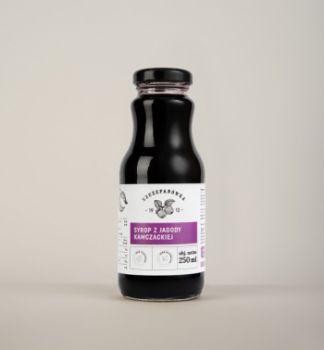 Syrop z jagody kamczackiej 250 ml