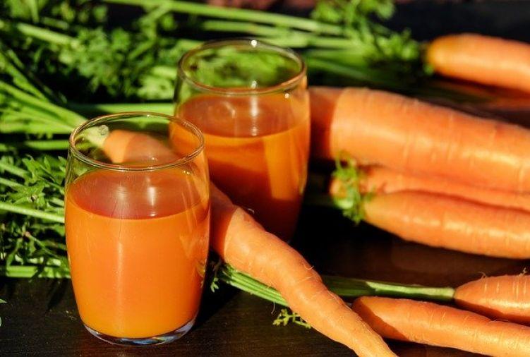 sok z marchwi opakowania 3 litry