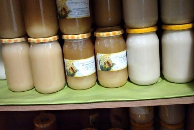 Miód nektarowy,nektarowo-spadziowy