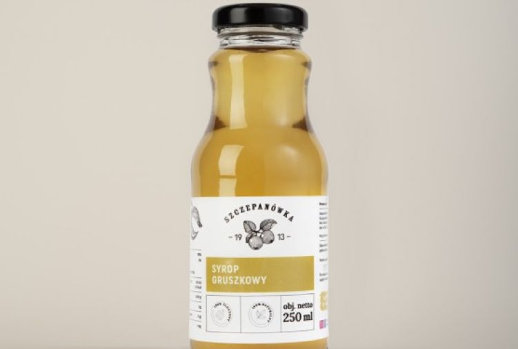 Syrop gruszkowy 250 ml