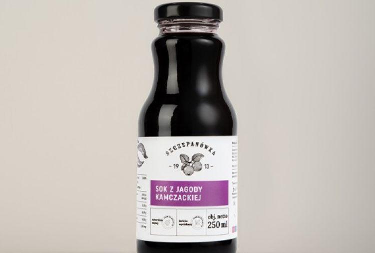 Sok z jagody kamczackiej 250 ml