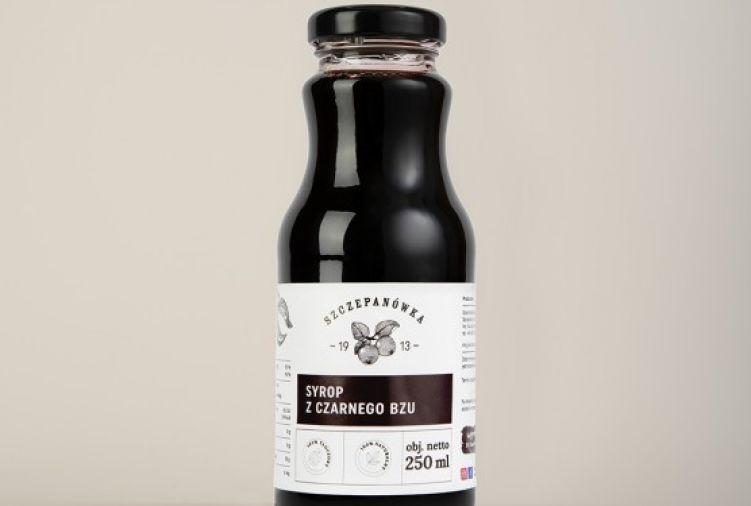 Syrop z czarnego bzu 250 ml